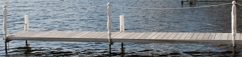 dock pole covers