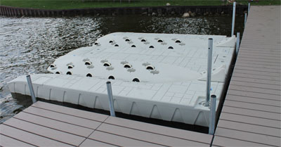 Personal Water Craft Dock