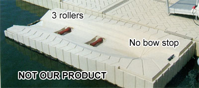 not our product