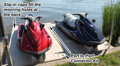 jet ski dock installation